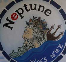 Neptune King of the Sea